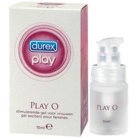 Gel orgasmique Durex Play O