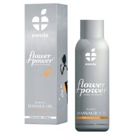 Huile de massage Flower Power Blissful orange / lavande - 50 ml