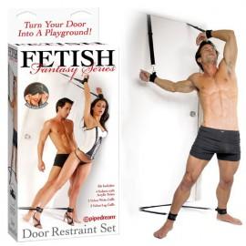 Attaches Door Restraint Fetish Fantasy