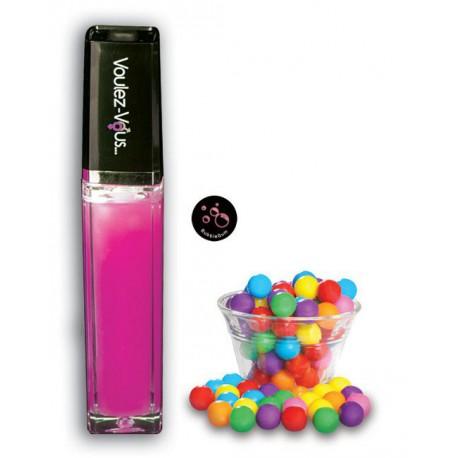 Gloss lumineux à effet chaud froid BubbleGum - 10 ml